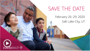 RootsTech SLC, Utah 2020 @ Salt Lake City